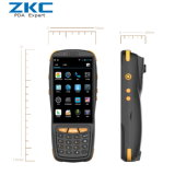 4inch tablette androïde PDA avec le WiFi de support d'unité de collecte de données du scanner 1d, machine de la position 4G