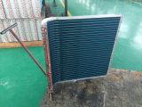7mm schraubten kupfernes Gefäß-mit Luftschlitzenflosse CO2 Handelswärmepumpe-Wärmetauscher