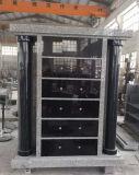 Шаньси черный Китай серого гранита 72 квадратных Columbarium ниши со стойки проема ветрового стекла