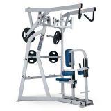 Pulldown Lat van de Apparatuur van de Gymnastiek van de Sterkte van de Hamer van de kwaliteit ISO-Zij Voor
