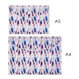 Хорошее качество PP A4 Файл плечевой лямки ремня безопасности карман