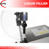 Máquina de rellenar líquida de Digitaces/máquina de rellenar líquida del llenador/del agua