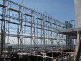 Первоначально конструированные стальные ремонтина/леса для тяжелой индустрии