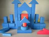 Подгонянная игрушка детей строительных блоков ЕВА самой новой конструкции магнитная