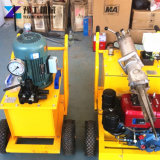 Diesel et électrique brise roche roche hydraulique pour fendre le doubleur de gamme
