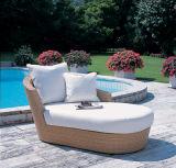 Sofà di vimini di Sectoinal impostato/mobilia del giardino/sofà del rattan impostato/sofà esterno del rattan