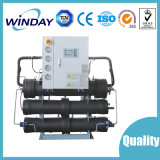 Machines à vis refroidi par eau chiller