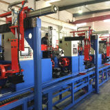 macchina della circonferenza automatica della saldatura continua della bombola per gas di 15kg GPL