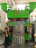 Machine de presse de panneau de porte/panneau de faisceau moulé/machine chauds peau de porte
