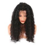 Черный Dlme фигурные моды кружево Wig передней синтетические волосы