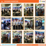 Cspower 12V 125ahの太陽再充電可能なゲル電池