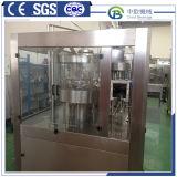 Automatic puro e água mineral engarrafada Enchimento de lavar roupa e máquina de monobloco de nivelamento