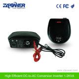 Alto diseño eficiente Inerter del estante de C.C.-a-CA 12vadc 24VDC 1-2kVA
