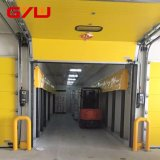 Rolamento automático do obturador de rolamento acima das portas industriais