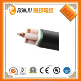 Механически PVC кабеля системы управления изолировал и обшил кабель системы управления защищаемый заплетением гибкий