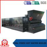 Chaudière à eau chaude de SZL de charbon de nouveau produit