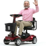 Neue bewegliches Bestes ISO-13485, das faltenden Handikap-Mobilitäts-Roller für Erwachsenen verkauft