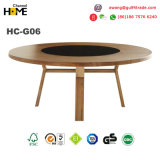 Tableau moderne de salle à manger de type de meubles de salle à manger pour les meubles à la maison (HC-G39A)
