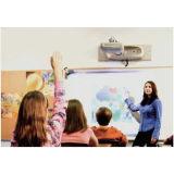 教育学校家具赤外線対話型のWhiteboard