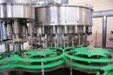 A lavagem com água de enchimento e o Nivelamento da Máquina para frasco de 10L