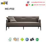 Base francesa do sofá do lazer da mobília do estilo para a mobília/quarto/o Home da sala de visitas (HC-F52A)