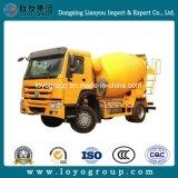 Sinotruk HOWO 4X2 Camion mélangeuse à béton Camion mélangeur à ciment