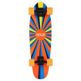 "Mini Skate Cruiser Plena Maple feitas 26*7.5"" Sooe Yc03-1"