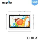 L'androïde faisceau de quarte de 7 pouces marque sur tablette des enfants de tablette PC de gosses apprenant la tablette