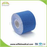 Muestras gratuitas de recuperación de cintas de algodón Kinesiología deportiva