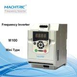 M100 소형 타입 3 단계 380V 0.75-7.5kw 변하기 쉬운 주파수 드라이브