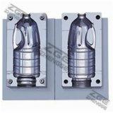 Полуавтоматическая 3 литр на 5 литр пластиковые пластиковые бутылки удар машины литьевого формования