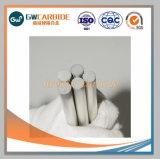 Haste de carboneto de tungstênio em branco com orifícios de líquido de arrefecimento