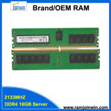726719-B21 DDR4 16GB 2133 MHz Cl15serverのRAMのレジスタ記憶装置