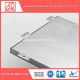 Machine Enclosure/Machining Surface를 위한 PVDF Easy Assembled Aluminum Honeycomb Panels