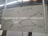 Superficie sólida competitiva del granito/del mármol/de la piedra dirigida/artificial del cuarzo con la losa/la encimera/Worktop/Benchtop/Tile