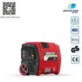 2kw 휴대용 변환장치 가솔린 발전기