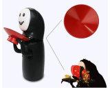 Cadeau de Noël de promotion de l'argent l'enregistrement de la case n° face à l'homme plastique Tirelire pour les enfants/ adultes