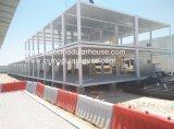 Casa modular del envase de China los 20FT para el hogar móvil