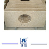 Nutural Opgepoetste Countertop van het Graniet voor Countertop van de Keuken