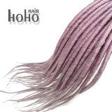 卸し売り二重終了された組合せカラー45cm総合的な恐怖Locsの毛