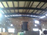 Edificios terminados acero prefabricado para el hangar y la vertiente