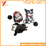 Cute Robot Badge of Quality Custom Logo Souvenir (YB-HR-51)