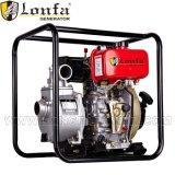 Portable 2 pouces de la pompe à eau Diesel d'Irrigation de Ferme