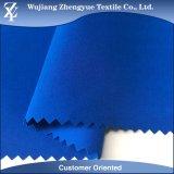 95% de poliéster 5% Spandex T400 Taslon trama de tecido stretch casaco