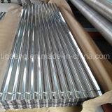 Erdbeben-beständiges Metalldach-Material/AntiCorrossion galvanisiertes Dach-Blatt