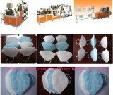 Mascarilla tejida Non- disponible del polvo que hace la máquina
