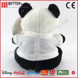 China-Plüsch-angefülltes Tier-weiches Panda-Spielzeug für Baby-Kinder