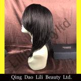 100% Brasileña peluca delantera de encaje, mayorista cabello humano pleno encaje peluca, Cheap peluca cabello humano.