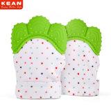 Mitten Teething перчатки младенца прибытия быстрой поставки нетоксический новый