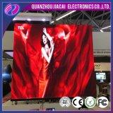 Farbenreiche Hintergrund LED-Bildschirmanzeige des Stadiums-P3